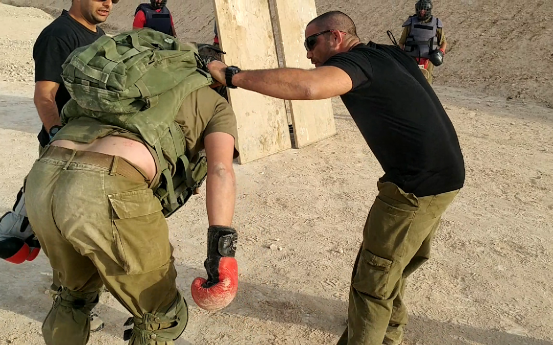 AGGRESSION IN SELF DEFENCE